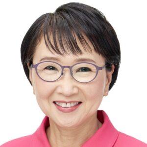 小松 久子(こまつ ひさこ)東京都議会議員選挙 杉並区選挙区