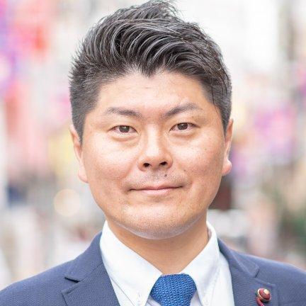 山本たかし 中野区議会議員