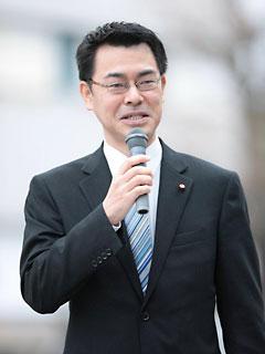 岡山県倉敷市議会議員 時尾博幸氏