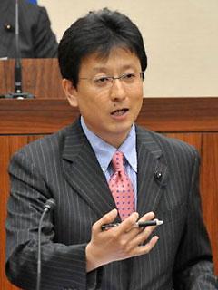 熊本県議会議員 大西一史氏