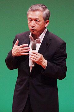 愛媛県議会議員 黒川洋介氏