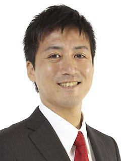 兵庫県議会議員 越田謙治郎氏