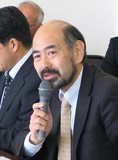 東京都武蔵野市議会議員 川名 ゆうじ氏