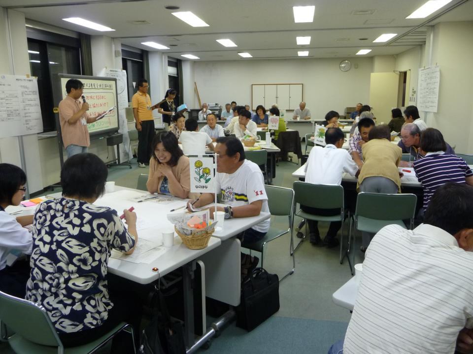 マニフェストを起点とした市民参加と協働のまちづくり~静岡県牧之原市の取り組み(前編)活躍する市民ファシリテーター~