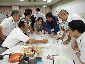 マニフェストを起点とした市民参加と協働のまちづくり~静岡県牧之原市の取り組み(後編) 男女協働サロンを活用した津波防災計画作り~
