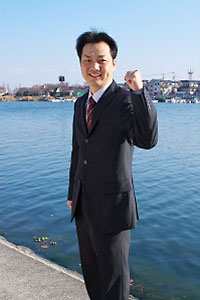大津市議会議員 古尾谷雅博氏(LM推進地議連会員)