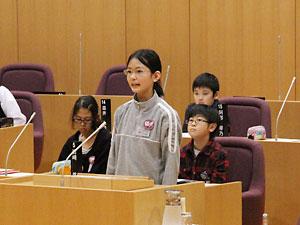 子ども議会が地域の未来を変える~青森県むつ市の子ども議会の取り組み~