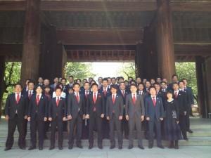 龍馬プロジェクトのメンバーたち