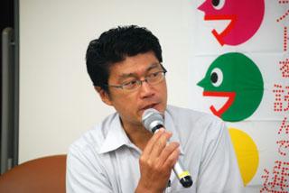 神奈川県相模原市議会議員・阿部善博氏