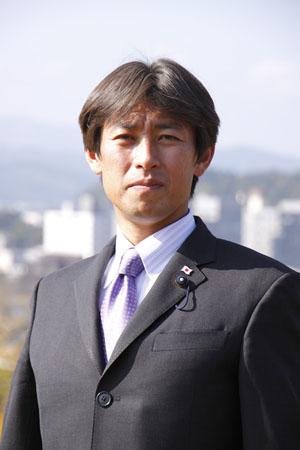 溝口幸治/龍馬プロジェクト副会長