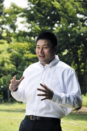 草間剛/龍馬プロジェクト全国会 関東副ブロック長