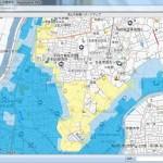 オープンデータを活用した災害に強い地域づくりのツール「eコミ流山」