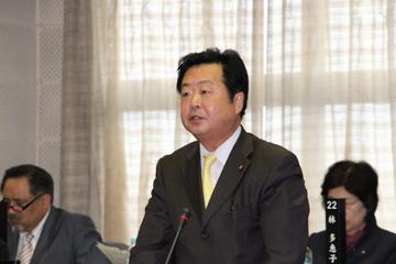 長浜市議会議員 中嶌康雄氏