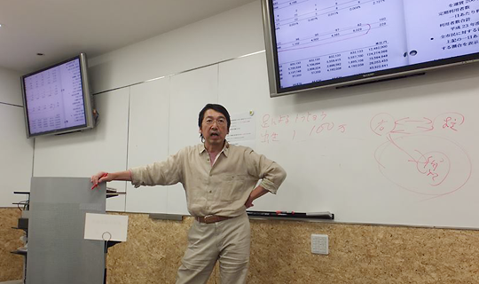 吉田寛公会計研究所代表