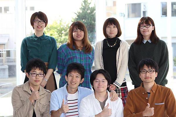 学生団体「選挙へGO!!」のメンバー