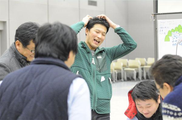 熊本市 市長政策総室 政策企画課 池田哲也さん