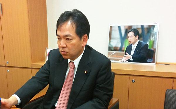 浅尾慶一郎 衆議院議員