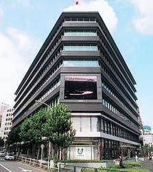 東京・虎ノ門にある日本財団ビル