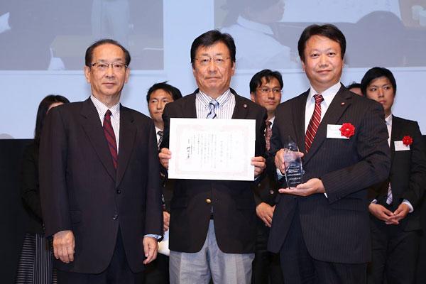 マニフェスト大賞議会部門グランプリを受賞した可児市議会