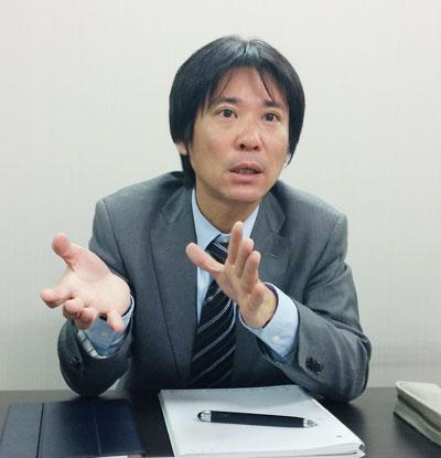 TRAD社会保険労務士法人の田畑啓史代表