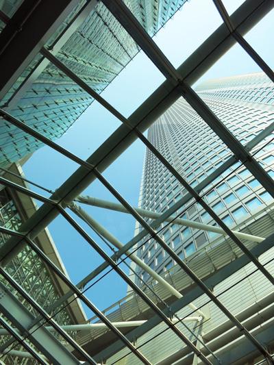 ガラスの天井