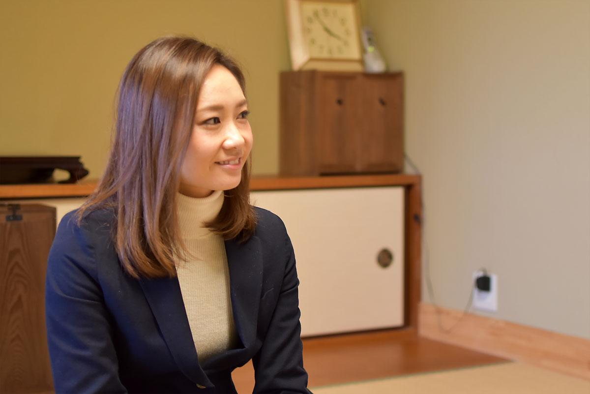 ダントツのトップ当選をしながらも、期を重ねることよりも、次に続く若い世代にバトンタッチしていくことが大切だと語る平田さん