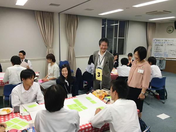会議ファシリテーション普及協会の小野寺さんによるファシリテーション研修