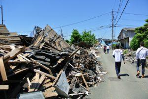 熊本地震でNPOなどに支援金