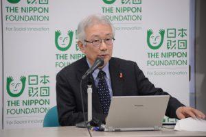 ローマ教皇庁と日本財団がシンポジウム共催