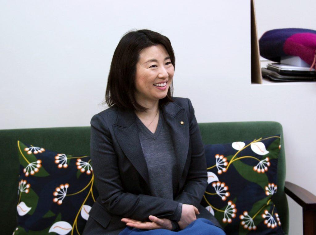 小田理恵子 川崎市議会議員3