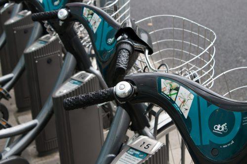 自転車シェアリング