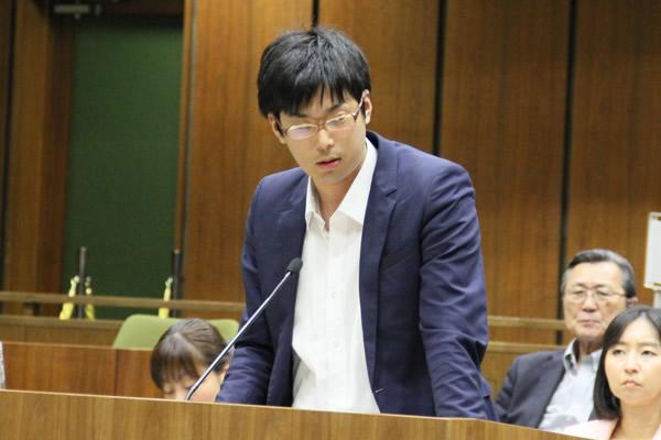 伊藤陽平 新宿区議会議員