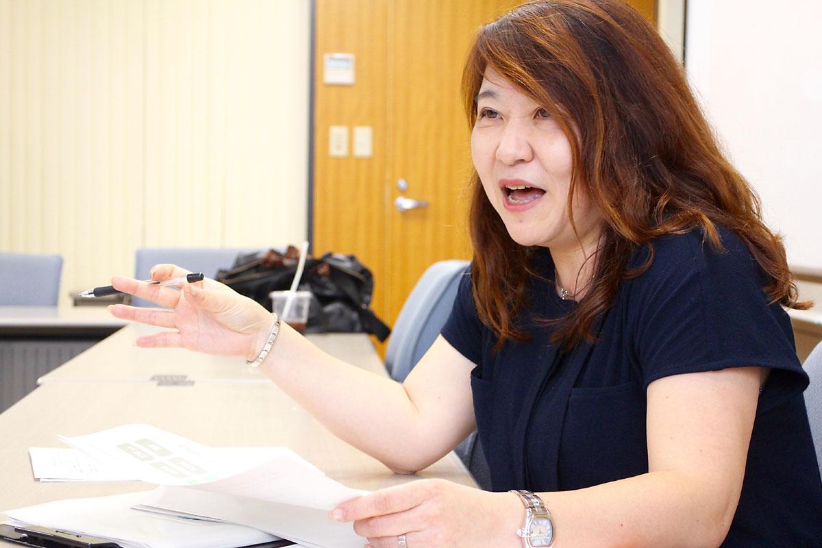 桜木由美子さん