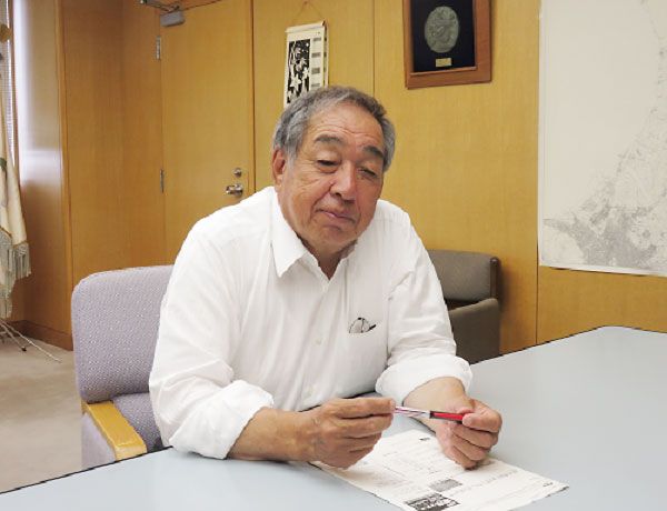 田岡克介 石狩市長