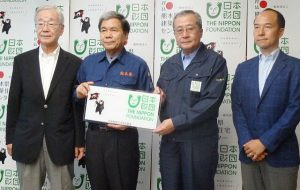 熊本・大分の復興に向けて、日本財団が「わがまち基金」を創設