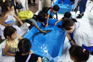 「横浜うみ博2016」開催―12,000人が海洋都市の魅力を体験