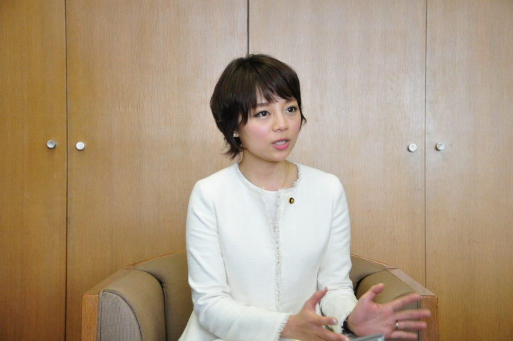 笹岡ゆうこ武蔵野市議会議員2
