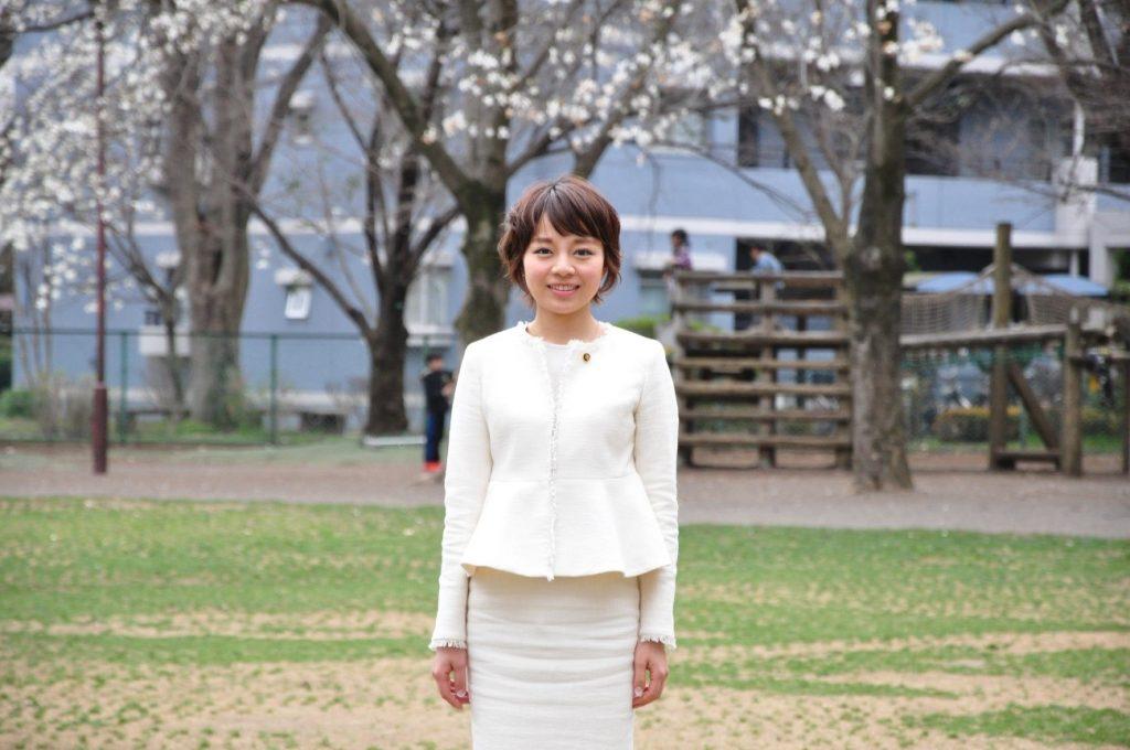 笹岡ゆうこ武蔵野市議会議員5