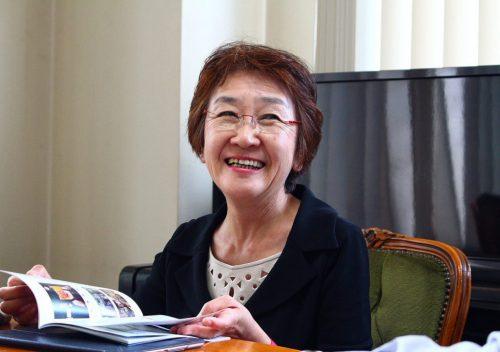 NPO法人小樽民家再生プロジェクトの代表・中野むつみさん
