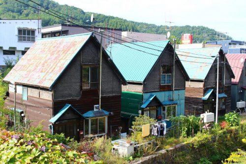 小樽の古民家
