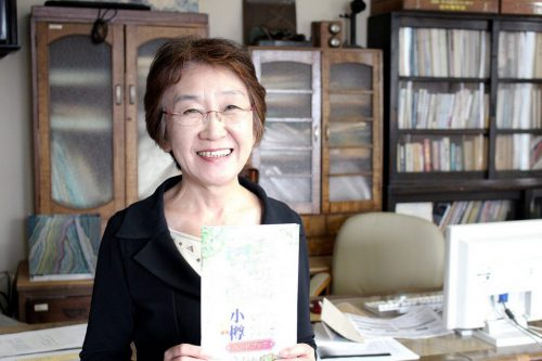 NPO法人小樽民家再生プロジェクトの代表・中野むつみさん2