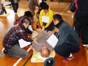 別府で「被災者支援拠点」運営訓練―避難所で命が失われないために