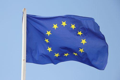 欧州連合(EU)の旗