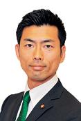 横須賀市議会議員 小林伸行