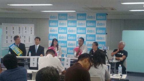ジャーナリスト 上杉隆4