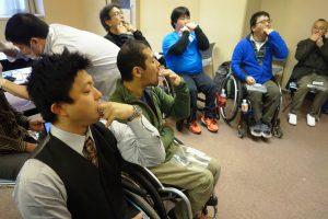 障害者トップアスリートに歯科支援―TOOTH FAIRYプロジェクト