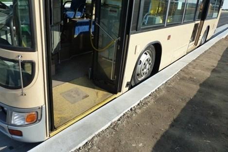 バスのバリアフリー化