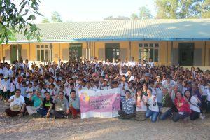 ミャンマーの子どもたちに健康な歯を―歯科医師たちのボランティアツアー