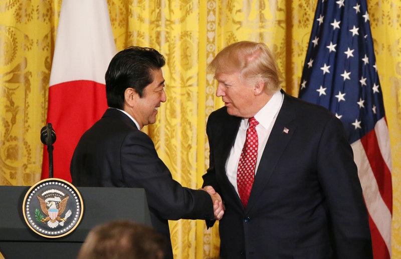 日米関係「断固とした姿勢で」35%、「判断できない」39%