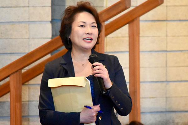高階恵美子 参議院議員